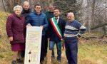 """A Ingria piantato l'albero donato dagli organizzatori di """"Comuni fioriti"""""""