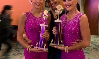 Rebecca Alessandria e Michela Rota trionfano al World Salsa Summit