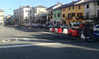 Cambia il volto di piazza Martiri Felettesi: nuova viabilità in centro