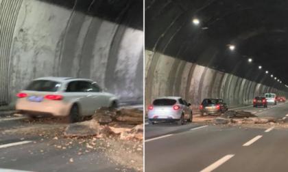 Gallerie a rischio nelle autostrade in Piemonte: 12 sono pericolose