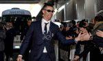 Cristiano Ronaldo firma l'accordo con l'azienda di Lapo Elkann | VIDEO
