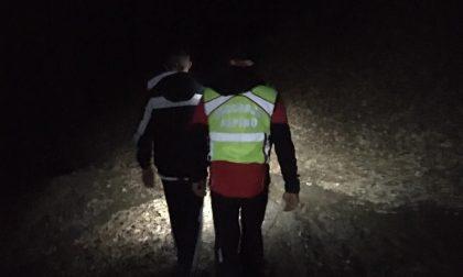 Giovane escursionista salvato dall'intervento del Soccorso Alpino