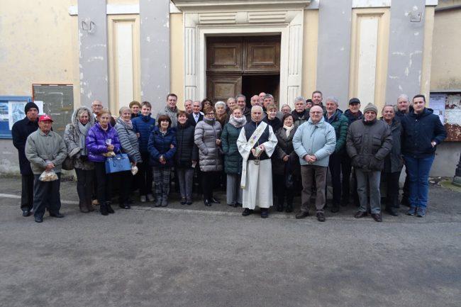 Cortereggio: una frazione in festa per Sant'Antonio
