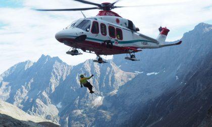 Due alpinisti feriti in val di Lanzo