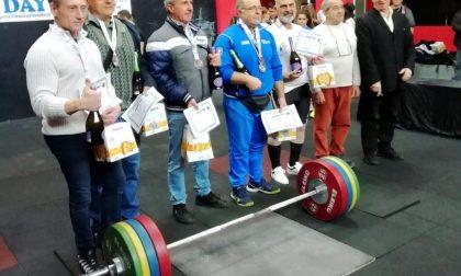 Sollevamento pesi, ottima uscita del Gym Club a Crescentino