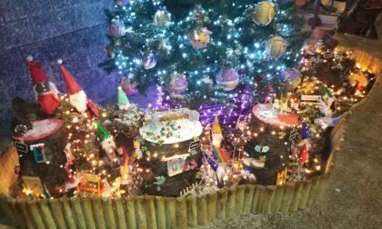 A Campo c'è il villaggio di Natale degli gnomi   FOTO