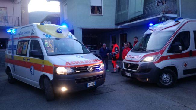 Tre persone intossicate dal monossido di carbonio a Forno   FOTO