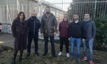 Sopralluogo all'ex cartiera di Ciriè dopo il rave party, critiche da Fratelli d'Italia