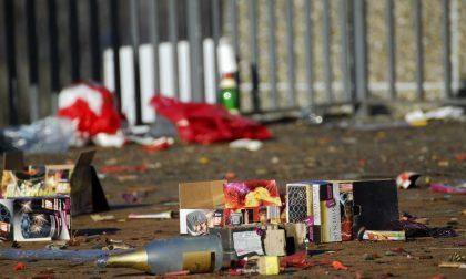 Petardi e fuochi d'artificio esplosi: divieti infranti e incidenti, 28enne perde tre dita