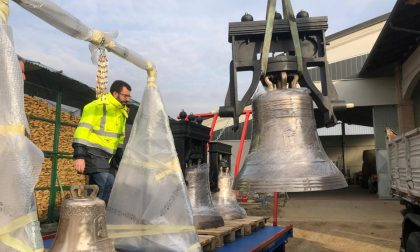 Nole: le sei nuove campane in concerto, insieme alla presentazione delle tre statue