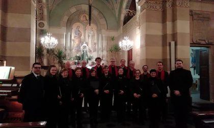 Da Mathi a Mezzi Po: applausi per il concerto della Corale San Mauro