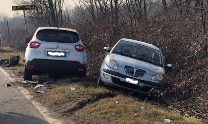 Incidente a Volpiano, grave una persona