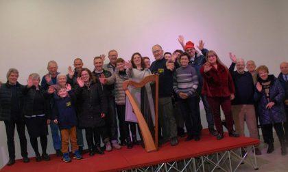 Castellamonte: Applausi per la conferenza concerto di Veronica Lo Surdo