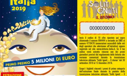 Lotteria Italia 2020: a Torino il primo premio da 5 milioni di euro. TUTTI I BIGLIETTI VINCENTI