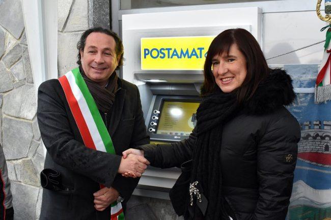 Nuovi postamat installati a Ronco e Alpette, un servizio importante per la cittadinanza