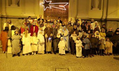 San Maurizio: 65 figuranti ad animare il Presepe vivente