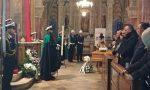 Ieri a Ciriè i funerali di Gian Marco Lorito, agente della municipale suicida nella Bergamasca