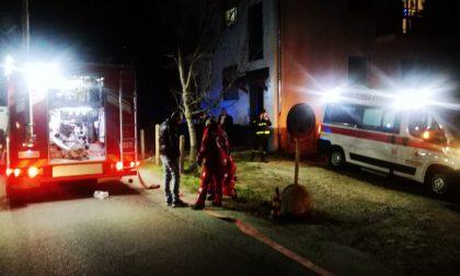 Tragedia a Cuorgnè, muore nel rogo della sua abitazione | FOTO