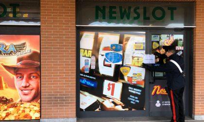 Il questore chiude la Newslot per 15 giorni