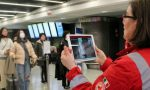 Aeroporto Caselle, sorveglianza sanitaria per i passeggeri in arrivo dalla Cina