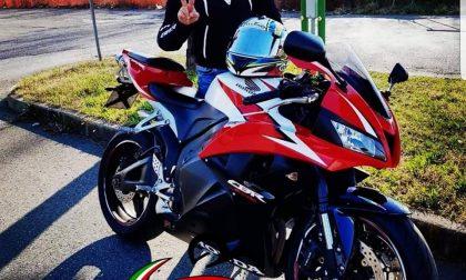 Stefano Bianco, morto in un incidente in moto a Leini, oggi la funzione in suo ricordo