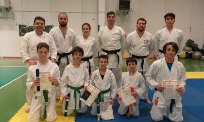 Karate, la strana stagione del Dragon Club di Samone e Foglizzo