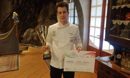 Martin Magnino: da Sparone ai Campionati Italiani di Cucina