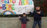 «Andrà tutto bene»: dal Ciriacese e Valli di Lanzo centinaia le foto inviate dei disegni e striscioni dei bambini