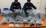 Spaccio di droga altri quattro arresti dei carabinieri