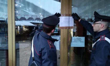 Arrestato per mafia, carabinieri impegnati nel sequestro dei beni
