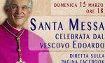 Messa del Vescovo di Ivrea in diretta Facebook