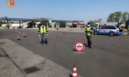 Emergenza Coronavirus, chiusa l'autostrada A4