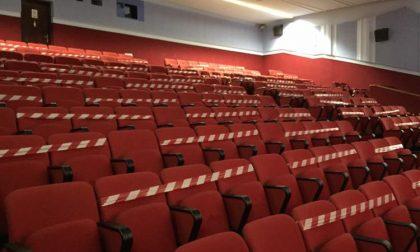 Zona gialla: non riaprono ancora i cinema in alto Canavese