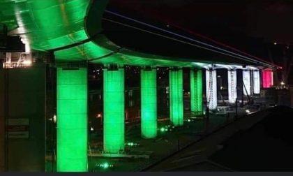 """Ponte di Genova, Pezzetto: """"Simbolo di speranza"""""""