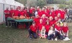 La Sportiva Campo dona una mascherina per ogni famiglia della frazione