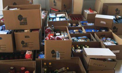Pacchi alimentari a Volpiano assistite 300 famiglie
