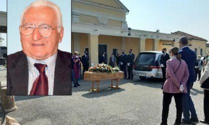 Leini ha dato l'ultimo saluto a Giovanni Caudana