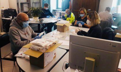 Iniziata la distribuzione delle mascherine regionali
