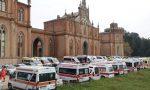 20 ambulanze e mezzi per la Protezione Civile dalla Fondazione CRT   FOTO