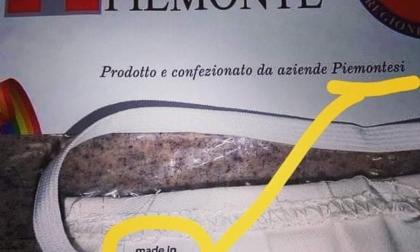 Made in Piemonte, ma sull'etichetta c'è scritto Marocco