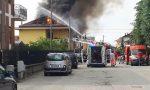 Casa a fuoco a Leini, muore una donna | FOTO e VIDEO