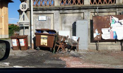 Rifiuti abbandonati, arrivano le fototrappole ad Agliè | FOTO
