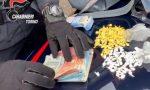In tasca aveva 102 dosi di cocaina: arrestato pusher ai giardinetti