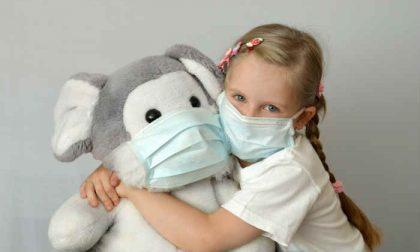 Fase 2: bambini e mascherine, la spiegazione della pediatra eporediese Valeria Conti   VIDEO