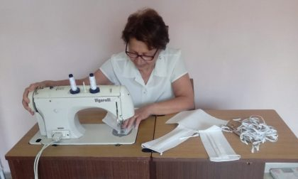 Tania, la «sarta della solidarietà»