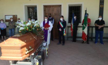 Onorata la memoria del maresciallo Aurelio Croce