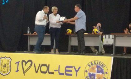 Valentino Volpianese e VBC Leini Volley, progetto comune | FOTO