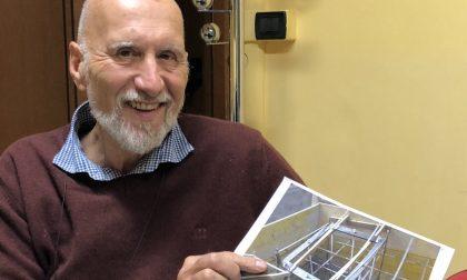Addio a Mario Corino, l'ingegnere delle fontane di Rivarolo
