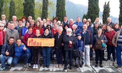 Il grande impegno della Fidas Locana nel periodo del Covid