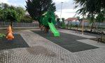 Restyling dei parco giochi a Lombardore